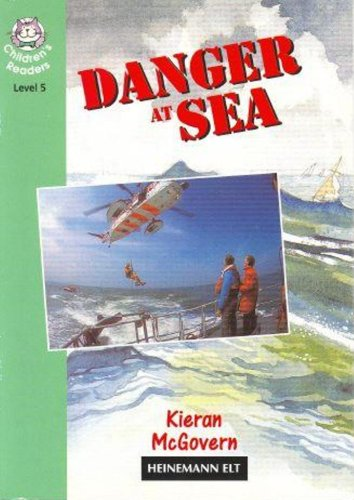 9780435288327: Danger at Sea (Heinemann guided readers)