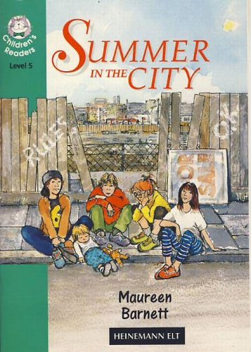9780435288334: Summer in the City (Heinemann guided readers)