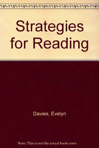 Strategies for Reading (0435289403) by Evelyn Davies; Norman Whitney