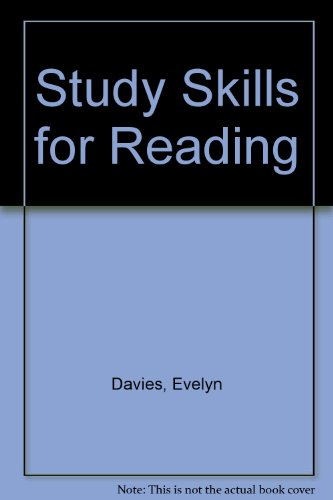 Study Skills for Reading (043528942X) by Evelyn Davies; Norman Whitney