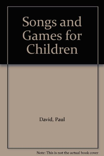 9780435290825: Songs and Games for Children - A Teacher's Resource Book