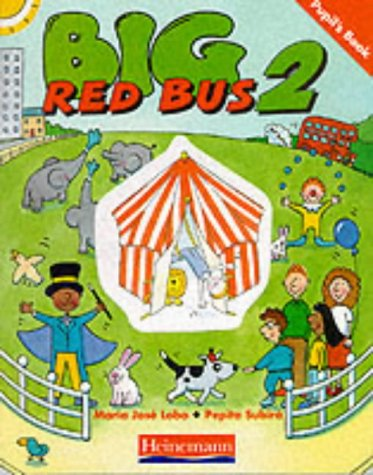 9780435291426: Big Red Bus 2 Pupil Book: Pupils' Book Level 2