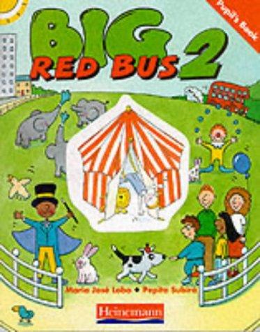 9780435291426: Big Red Bus!: Pupils' Book Level 2