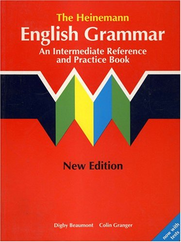 9780435292195: The Heinemann ELT English Grammar: An Intermediate Reference and Practice Book (without Key)