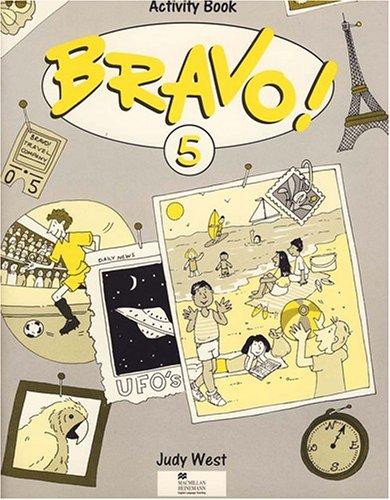 Bravo!: 5: Activity Book (0435293524) by West, Judy