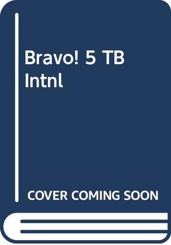 9780435293543: Bravo!: 5: Teacher's Book