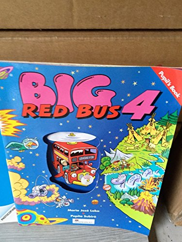9780435294120: Big Red Bus: Vol 4