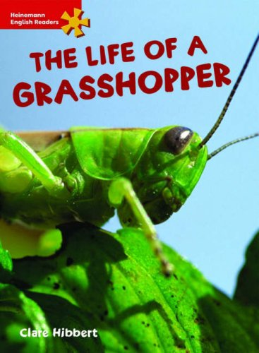 9780435294694: The Life of a Grasshopper: Elementary Level (Heinemann English Readers)