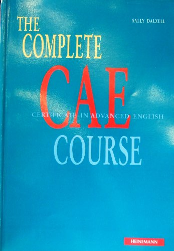 9780435294762: The Complete Cae Course