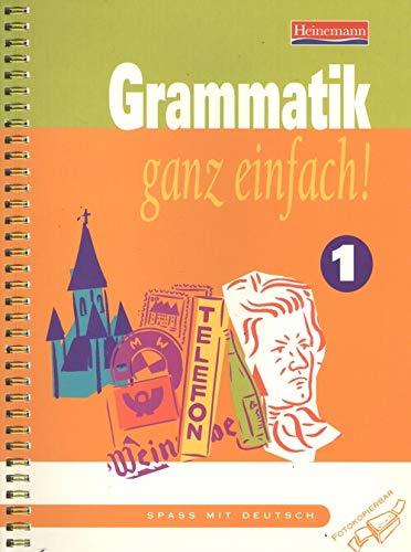 9780435300265: Grammatik Ganz Einfach!