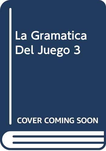 9780435300920: La gramatica da juego 3