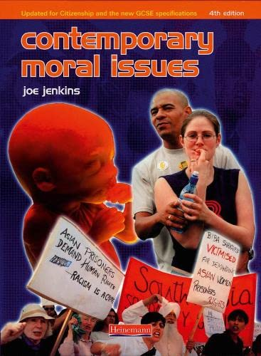 9780435303099: Contemporary Moral Issues
