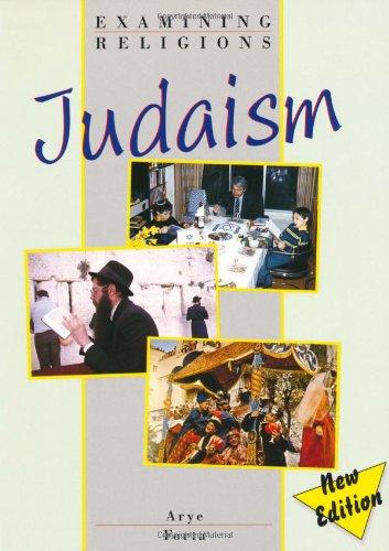 9780435303211: Examining Religions: Judaism Core Student Book