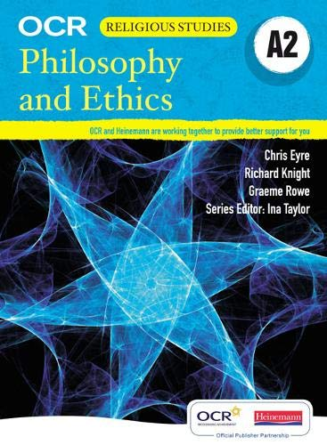 9780435303587: OCR A2 Philosophy and Ethics Student Book