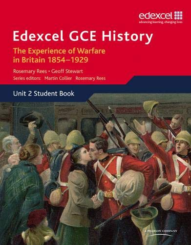 9780435308261: Edexcel GCE History: The Experience of Warfare in Britain 1854-1929