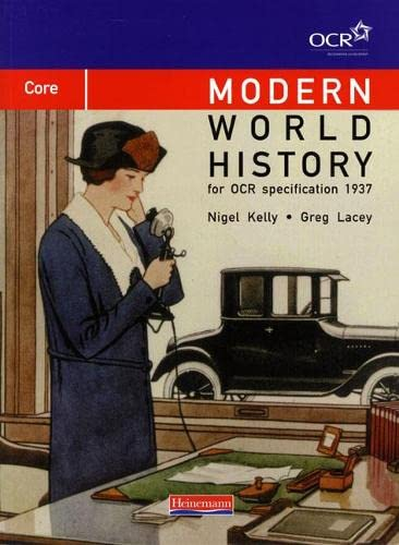 9780435308308: Modern World History for OCR: Core Textbook (OCR Modern World History 2009)