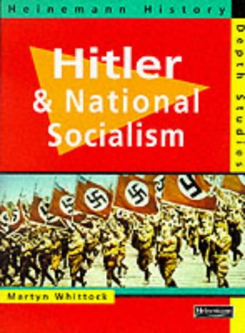 9780435309275: Hitler and National Socialism (Heinemann History Depth Studies)