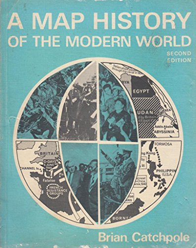 9780435311599: Map History of the Modern World