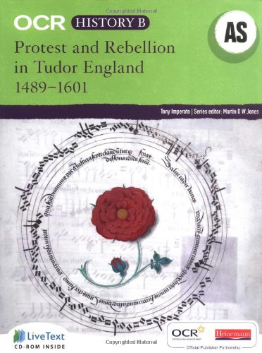 9780435312381: OCR A Level History B: Protest and Rebellion in Tudor England, 1489-1601