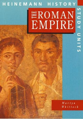 9780435312749: Heinemann History Study Units: Student Book. The Roman Empire