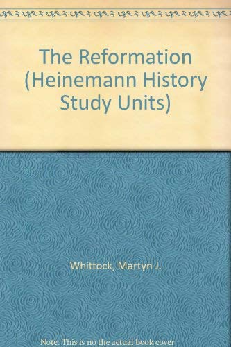 9780435312800: Heinemann History Study Units: Student Book. The Reformation