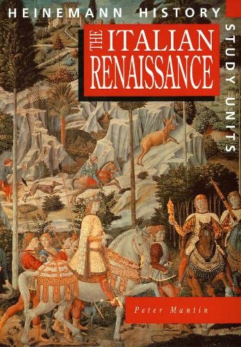 9780435312817: Heinemann History Study Units: Student Book. The Italian Renaissance