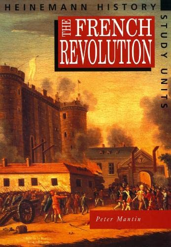 9780435312824: Heinemann History Study Units: Student Book. The French Revolution