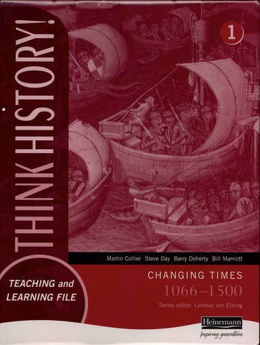 9780435313302: Think History: Changing Times 1066-1500 Foundation Pupil Book 1