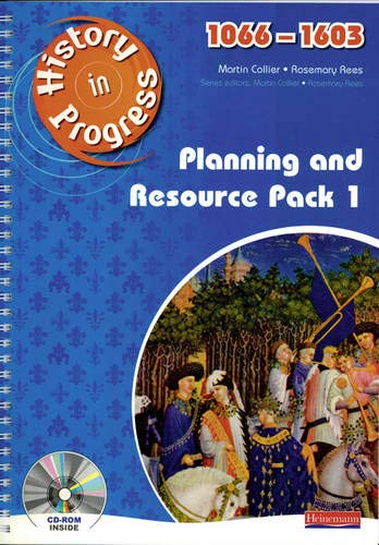 9780435318512: History in Progress: Teacher Planning and Resource Pack 1 (1066-1603)