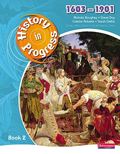 9780435318949: History in Progress: Pupil Book 2 (1603-1901)
