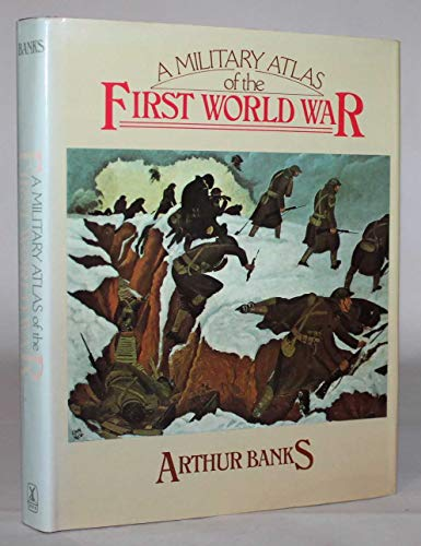 9780435320089: Military Atlas of the First World War