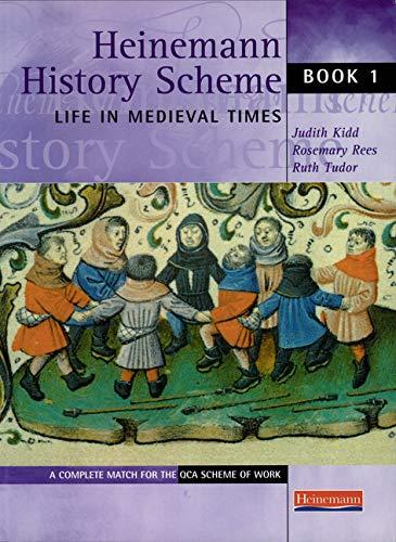 Heinemann History Scheme Book 1: Life in: Ruth Tudor