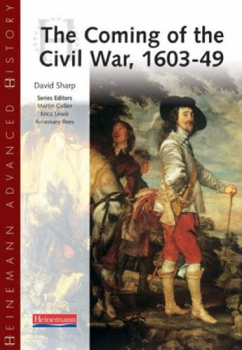 9780435327132: Heinemann Advanced History: The Coming of the Civil War 1603-49