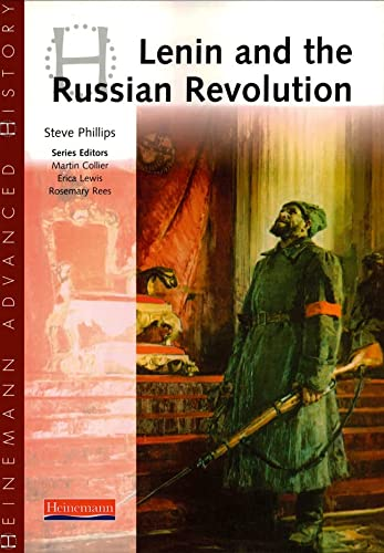 9780435327194: Heinemann Advanced History: Lenin and the Russian Revolution