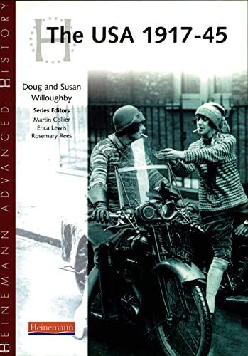 9780435327231: Heinemann Advanced History: The USA 1917-45