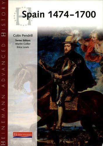 9780435327330: Heinemann Advanced History: Spain 1474-1700
