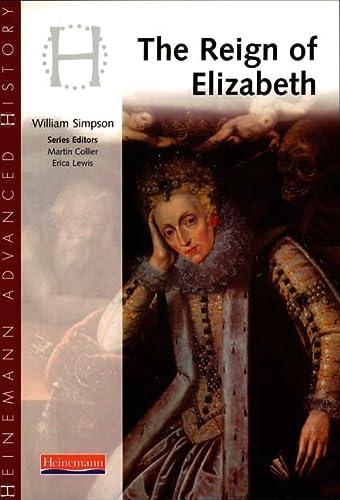 9780435327354: Heinemann Advanced History: Reign of Elizabeth