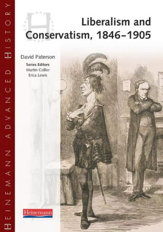 9780435327378: Heinemann Advanced History: Liberalism & Conservatism