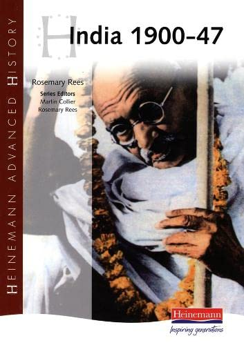 9780435327781: Heinemann Advanced History: India 1900-47