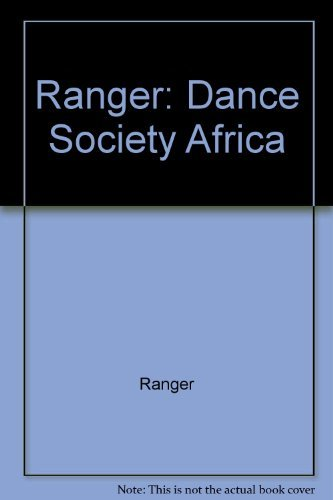 9780435329792: Dance and Society in Eastern Africa, 1890-1970