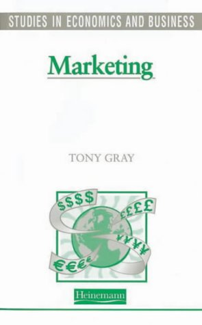 9780435330491: Studies in Economics and Business: Marketing