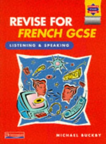 9780435332730: Revise for French GCSE: Listening and Speaking (Book and 2 cassettes)