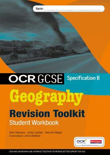 9780435341305: OCR GCSE Geography B: Revision Toolkit Student Workbook (OCR GCSE Geography B 2008)