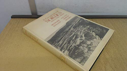 A Geography Of Norden Denmark, Finland, Iceland,: Somme Axel