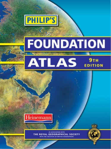 9780435350185: Philips Foundation Atlas 9th Edition