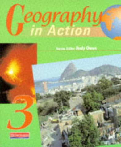 9780435351342: Geography In Action Core Student Book 3 (Bk. 3)