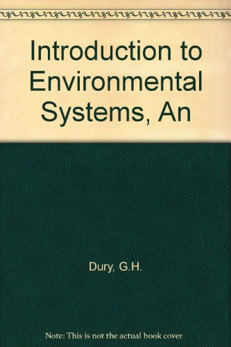 9780435351762: Introduction to Environmental Systems, An