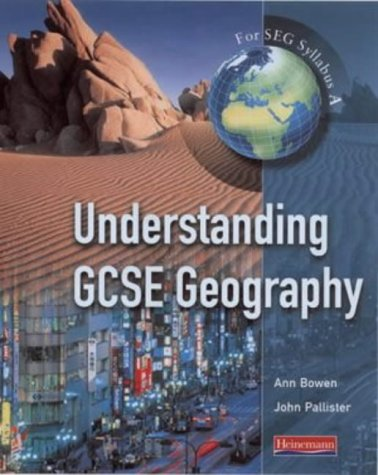 9780435351786: Understanding GCSE Geography for SEG Syllabus A - Teachers Resource Pack (Understanding Geography)
