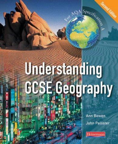 9780435351847: Understanding GCSE Geography