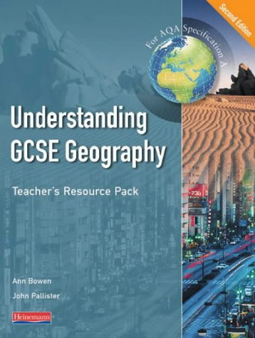 9780435351854: Understanding GCSE Geography Teacher's Resource Pack (Understanding GCSE Geography for AQA A)